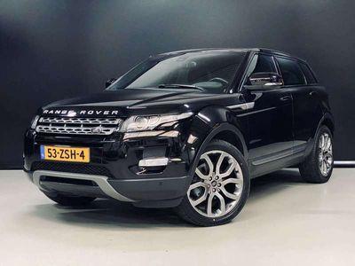 "tweedehands Land Rover Range Rover evoque 2.0 Si 4WD 241 PK, Navi, 20"" Velgen, Clima, Cruise"