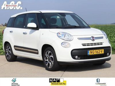 tweedehands Fiat 500L 0.9 Twin Air Living 7 PERSOONS Navi PDC