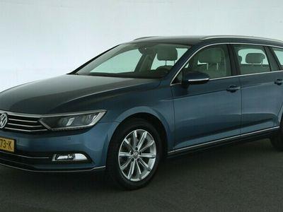 tweedehands VW Passat Variant 1.4 TSI ACT Highline [ full led navi climate ]