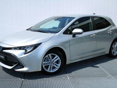tweedehands Toyota Corolla 1.8 Hybrid Business Plus Head Up Stuurverwarming Stoelverwarming