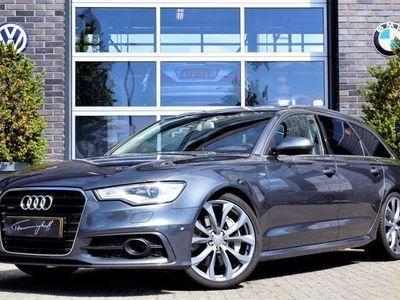 tweedehands Audi A6 AVANT 3.0 TDI 313PK BIT QUATTRO PRO LINE S PANO