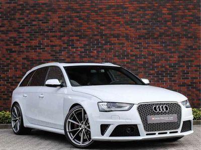 "tweedehands Audi RS4 Avant 4.2 FSI Quattro Quattro *Schaalstoelen*20"" R"