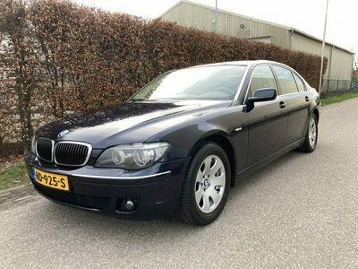 tweedehands BMW 730L 7-SERIE i Executive / AUTOMAAT / NAVI / ROLLO