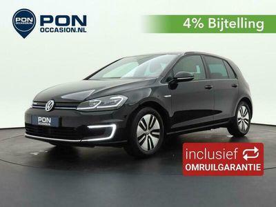 tweedehands VW e-Golf e-GolfINCL. BTW / 136 pk VERWACHT