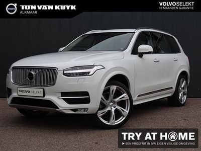 tweedehands Volvo XC90 D4 190PK Automaat 7P FWD Inscription / Intellisafe / Winter / Versitality Line /