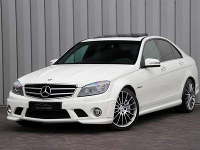 tweedehands Mercedes C63 AMG AMG Performance package 487PK Aut7 Keyles-go Schuifdak