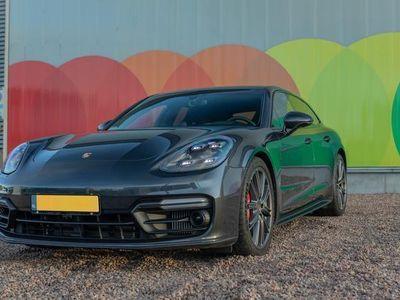 tweedehands Porsche Panamera Sport Turismo 4.0 GTS Als nieuw, full options