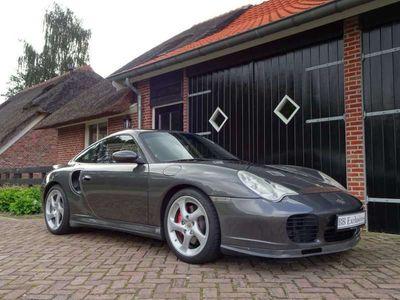 tweedehands Porsche 911 Turbo | tiptronic | Darkgrey | Sunroof