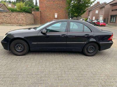 tweedehands Mercedes C200 200 K. Elegance