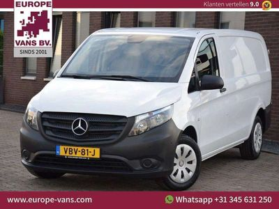 tweedehands Mercedes Vito 111 CDI 115pk Lang Ac/Camera/Navi 09-2019