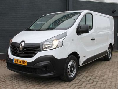 tweedehands Renault Trafic 1.6 dCi 120PK L1H1 - Airco - Navi - Cruise - € 8.9