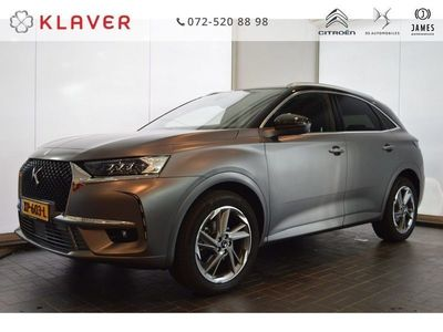 tweedehands DS Automobiles DS7 Crossback 1.6 Turbo 225pk Automatic So Chic
