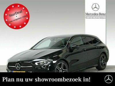tweedehands Mercedes 220 CLA-KLASSE Shooting BrakeAdvantage Line: AMG Automaat