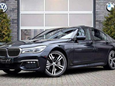 tweedehands BMW 750 7-SERIE i X-DRIVE M-SPORTPAKKET LASER SCH.DAK 20 INCH