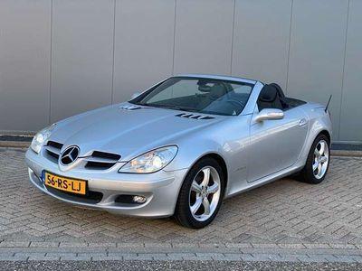 tweedehands Mercedes SLK200 200 K.