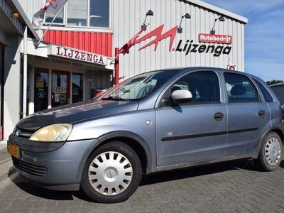 tweedehands Opel Corsa 1.2-16V Njoy 1e eigenaar | Trekhaak | 5drs | Radio/CD | Elektrische ramen
