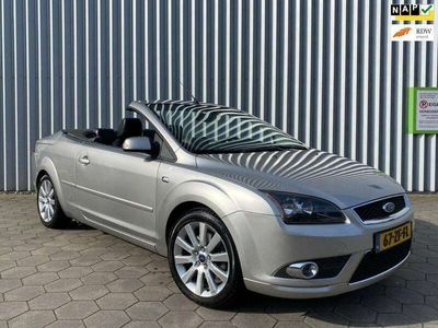 tweedehands Ford Focus Cabriolet