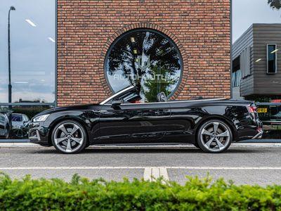 tweedehands Audi S5 Cabriolet 3.0 TFSI Quattro Pro Line Plus ACC, Carbon, Keyless entry