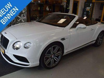 tweedehands Bentley Continental GT 4.0 V8S GTC Full Options Km 26.500!!
