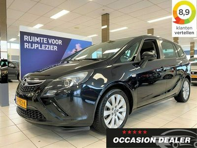 tweedehands Opel Zafira Tourer 1.4 Edition / Airco / WB set / 7 persoons