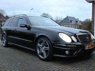 tweedehands Mercedes E63 AMG Estate LPG-G3   Eerste eigenaar  Designo   Full op