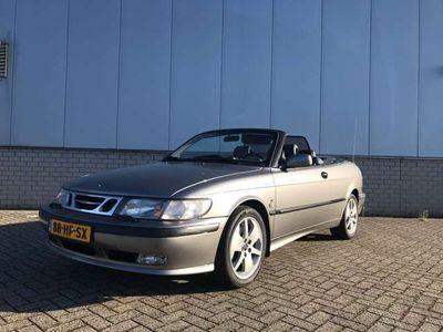 tweedehands Saab 9-3 Cabriolet 2.0 Turbo AUT 2001 Orig. NL nieuwe APK