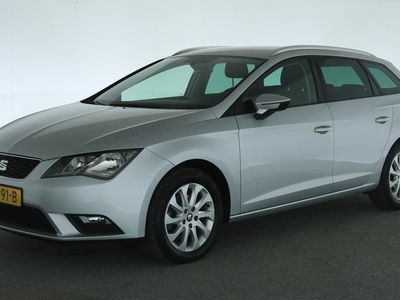 tweedehands Seat Leon ST 1.6 TDI Style Connect Aut.