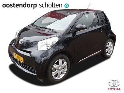 tweedehands Toyota iQ 1.0 VVTi Black Edition / De Smart van / Airco / Lichtmetalen Velgen / Radio-CD / Electrische Ramen
