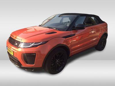 tweedehands Land Rover Range Rover evoque Convertible 2.0 TD4 HSE Dynamic Cabrio