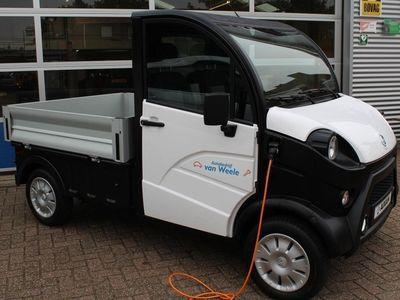 tweedehands Aixam 400 Onbekend brommobiel e-trucklaadbak electrisch nieuw