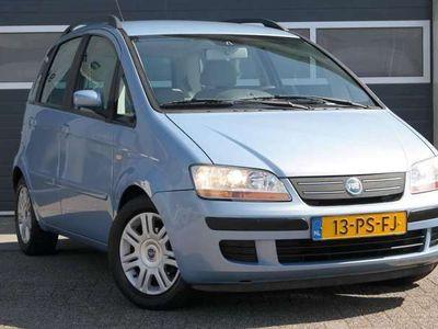 tweedehands Fiat Idea 1.4-16V Emotion - 5deurs - Hoge instap - Airco - Vol opties - Inruil mogelijk