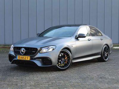 tweedehands Mercedes E63 AMG 4M. CARBON KERAMISCH BURM PREM. PERFORM 