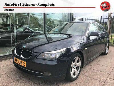 tweedehands BMW 520 163pk Aut. Corporate Edition Xenon Leder Navi