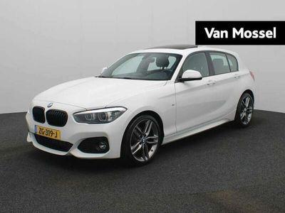 tweedehands BMW 118 1-SERIE i M-Sport Executive (Schuifdak/Led/Navi/PDC)