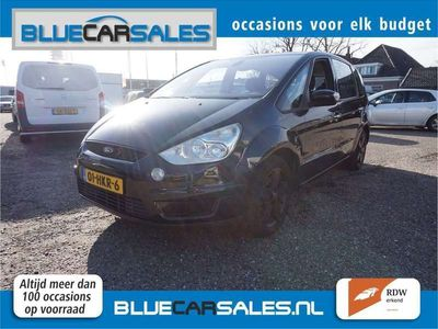 tweedehands Ford S-MAX 2.0-16V 7 PERSOONS, HOOGZITTER, PARROT, PARKEERS
