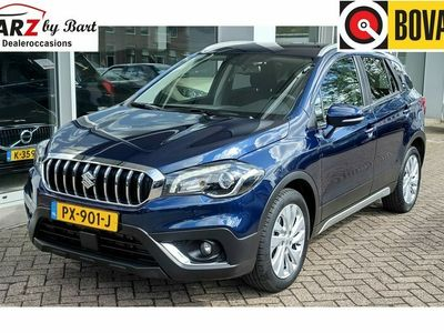 tweedehands Suzuki SX4 1.0 TURBO EXCLUSIVE AUT. Navi | Camera | Stoelverwarming