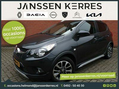 "tweedehands Opel Karl 1.0 Rocks Online ""Carplay/AndroidAuto, Airco, Cruise"""