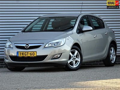 tweedehands Opel Astra 1.6 Edition Automaat *Lage Km. Stand*