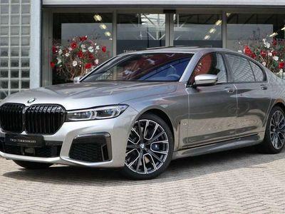 tweedehands BMW 750 750 d xDrive High Executive M-pakket, Schuifkanteld