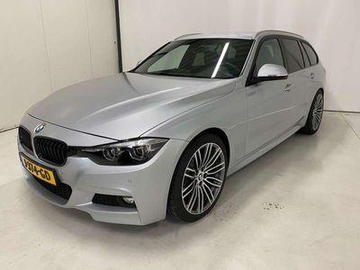 tweedehands BMW 320 3 Serie Touring i M Sport Edition 19 Inch Leer Navi LED