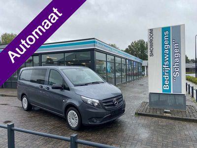 tweedehands Mercedes Vito 114 CDI L2 Automaat Camera Airco Sortimo Cruise