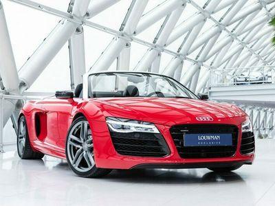 tweedehands Audi R8 Spyder V10 5.2 FSI S-Tronic7 Quattro | Exclusive | Carbon | B&O |