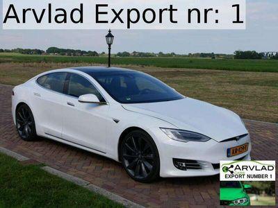 tweedehands Tesla Model S 33999 **PANO**4 WD*AUTOPILOT 75D *DUAL MOTOR* 2016