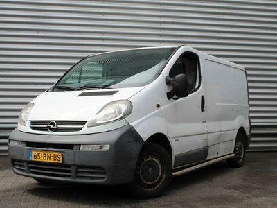 tweedehands Opel Vivaro 1.9 DTI L1 H1 APK 23-04-2022