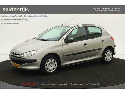 tweedehands Peugeot 206 1.4 HDi X-Design *lees advertentie* 5-deurs | Airc