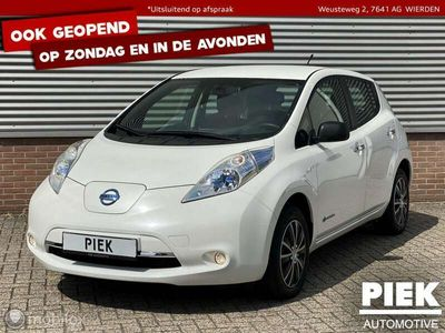 tweedehands Nissan Leaf Acenta 24 kWh NIEUWSTAAT