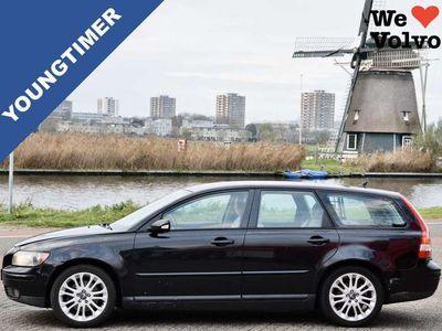 tweedehands Volvo V50 2.4i Elite Lekker voordelig tanken....