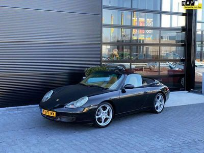 tweedehands Porsche 911 Carrera Cabriolet Cabrio 3.4 RIJDERSAUTO!