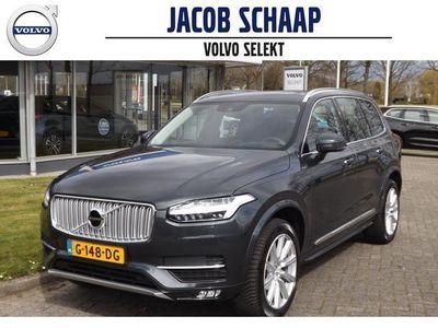tweedehands Volvo XC90 T5 AWD 250pk Automaat Inscription | Standkachel | Schuifdak | on Call |