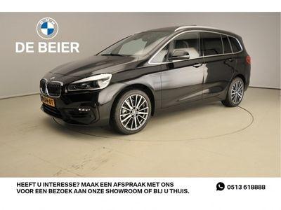 tweedehands BMW 218 Gran Tourer 218I LED / Navigatie / Schuifdak / Chr